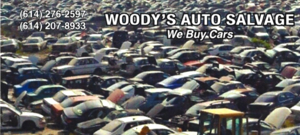 Woody's Auto Parts and Salvage, Auto Salvage Lot | Columbus